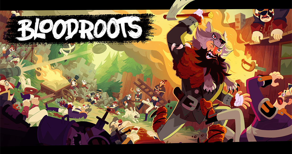 Bloodroots arrives end of February