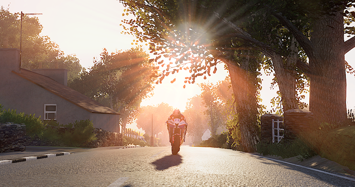 Ride on the Edge 2 gets gameplay video