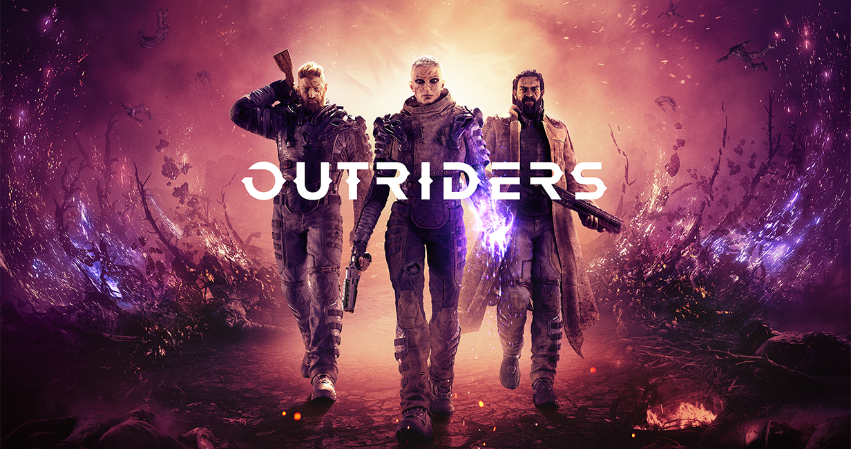 Outriders video reveals gameplay
