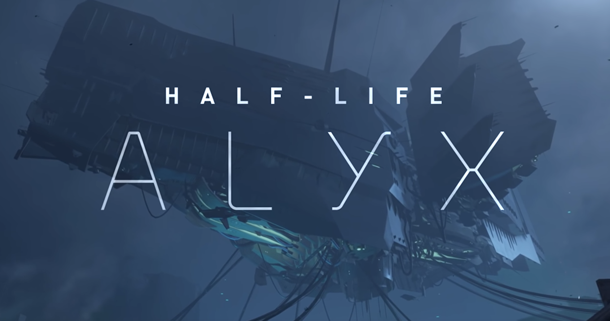 Half-Life: Alyx release date revealed