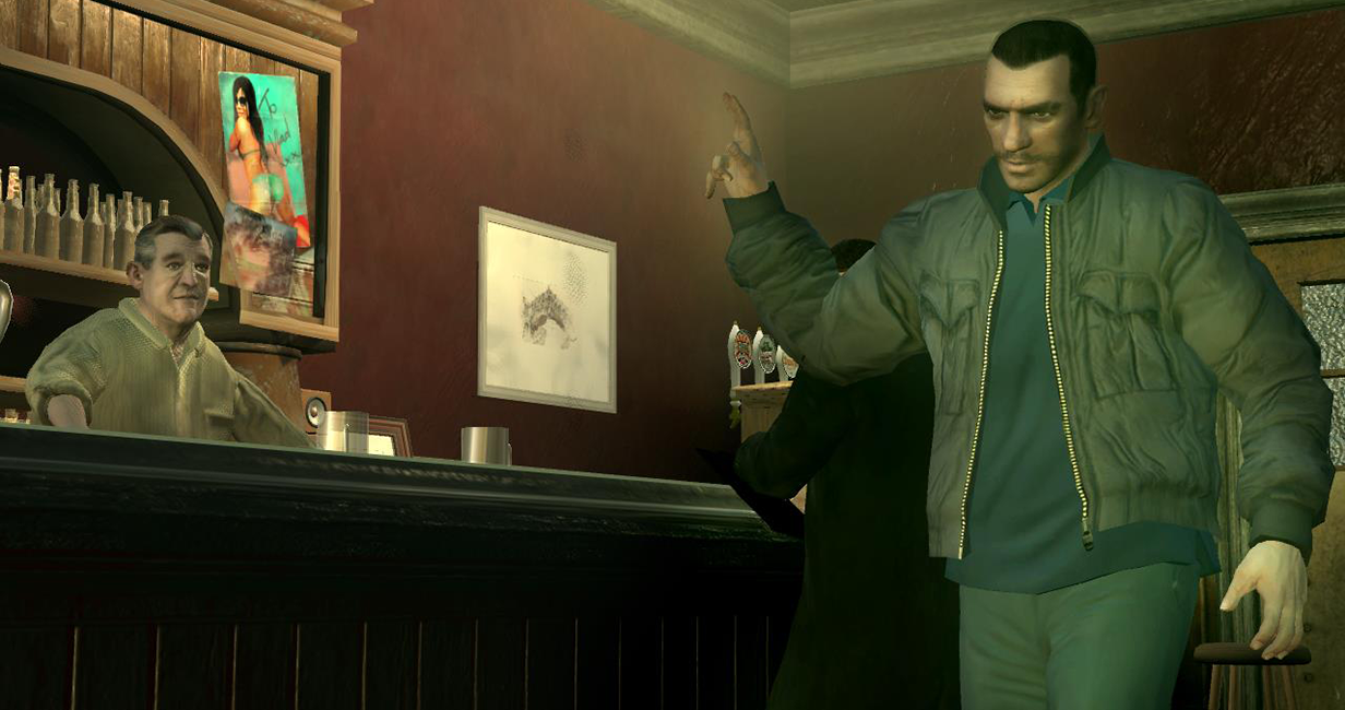 Rockstar dumps multiplayer to get GTA IV back on steam