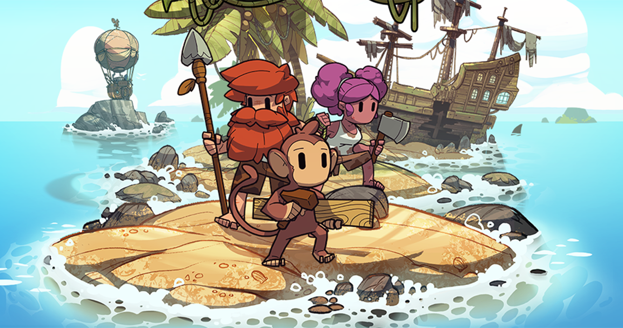 You can train monkeys to do your bidding in The Survivalists