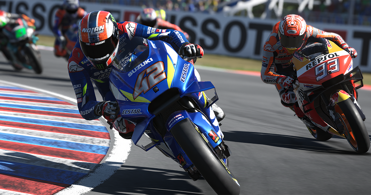 MotoGP 20 heads for the track in April