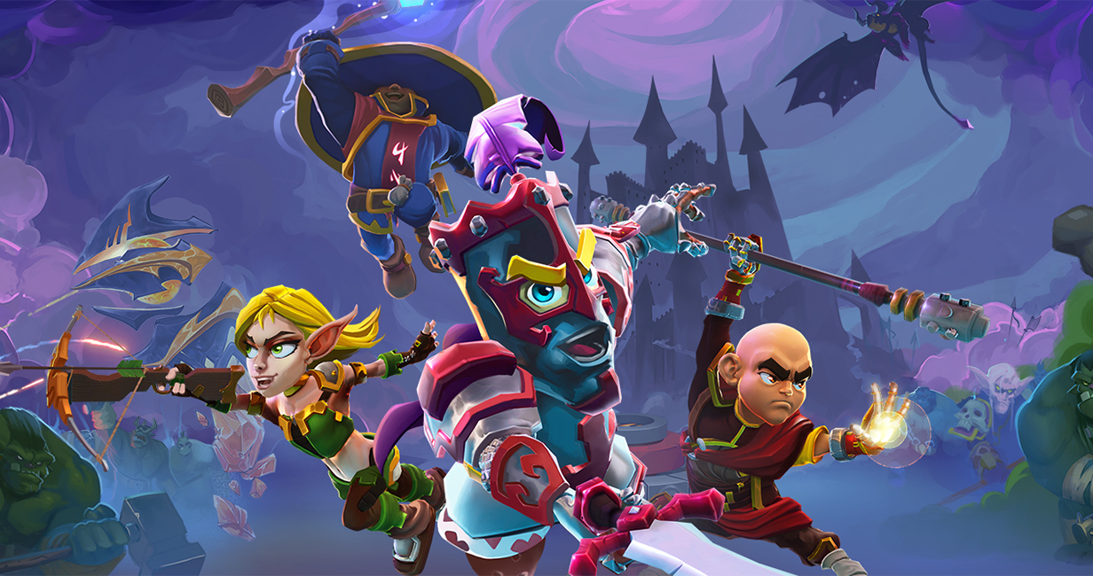 Dungeon Defenders: Awakened moves to early access today