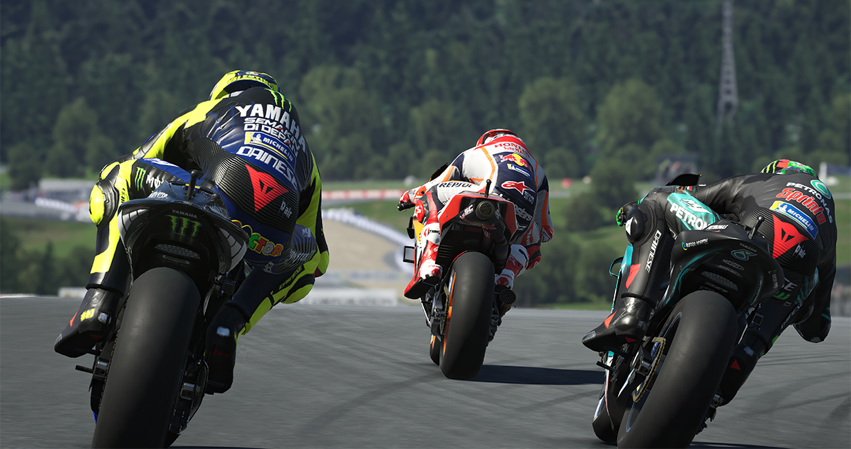 First gameplay for Moto GP 20 released