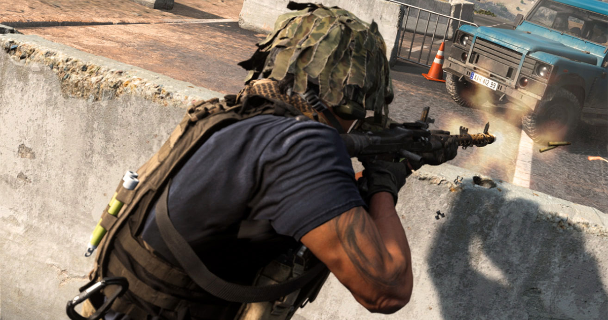 New weapons arrive in Call of Duty Warzone