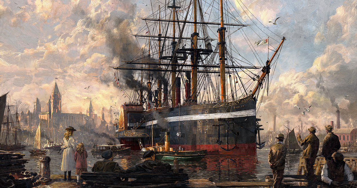 Anno 1800 Botanica DLC and Game Update 5 Available Today